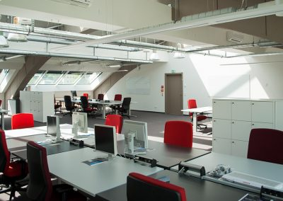Office & Meeting in Jena