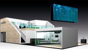 Booth HMI